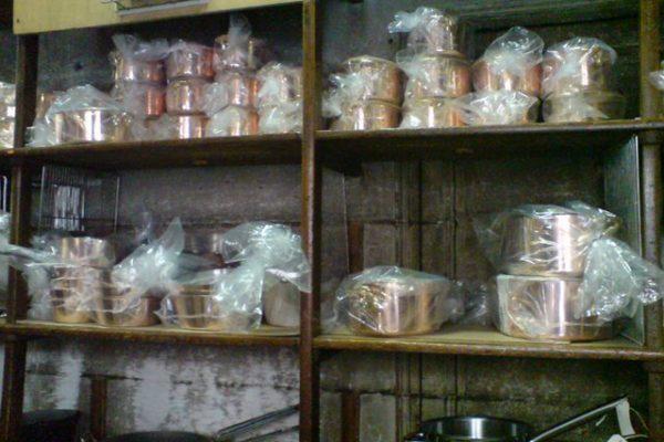 סיר מרכזי: חנות כלי המטבח E. Dehillerin