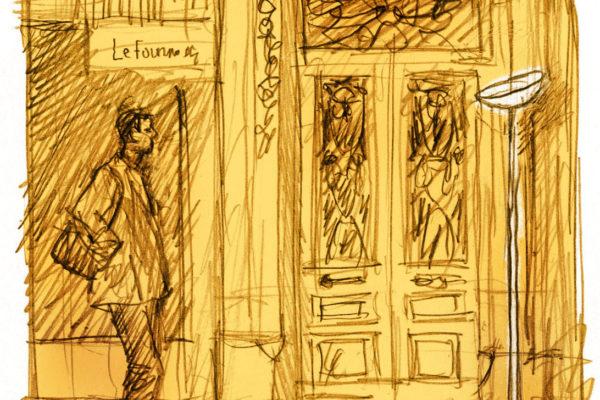 כהן בפריז (1): הלוגנים