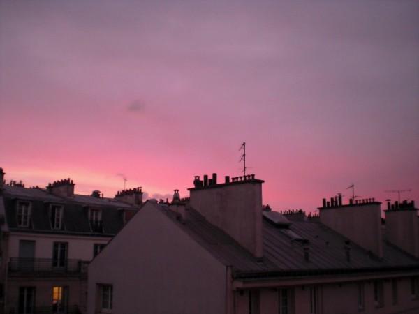 ציור, פריז והגשמת חלומות