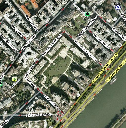 עזבו את סביוני גבעת הארזים ב', לכו ישר על פאסי הייטס (צילום: google maps)