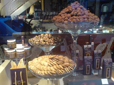 שוקולדים מרהיבים של מישל קלוזיאל ברו דה סנט הונורה