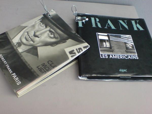 רוברט פרנק על אמריקה, רוברט פרנק על פריז