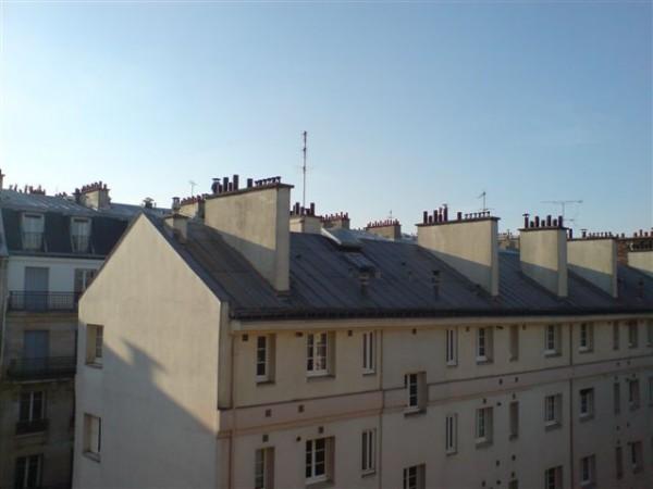חלק מהנוף שנשקף מהמרפסת
