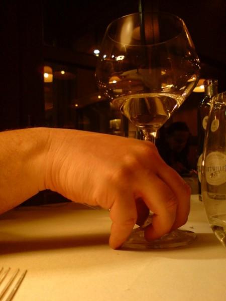 נחשו מאיפה היין. Agapé