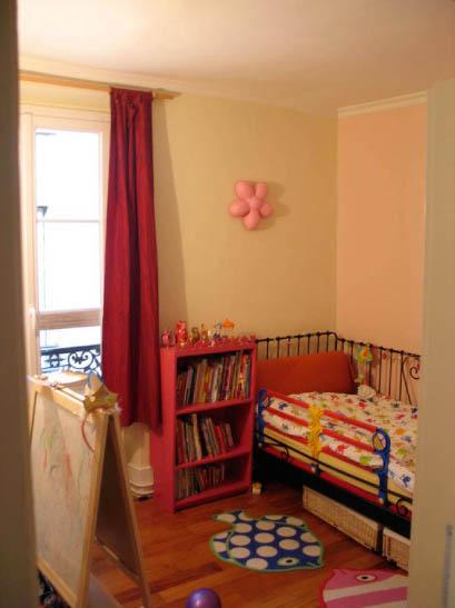 הבית ברובע ה-14. חדר הילדים