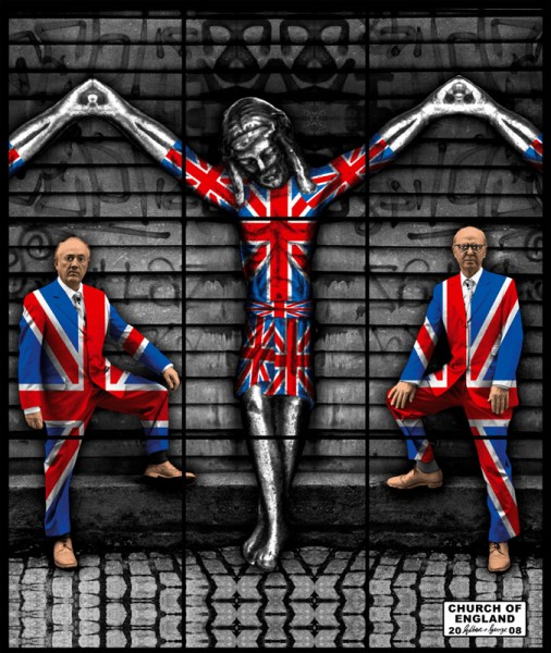 Gilbert & George. Church of England, 2008
