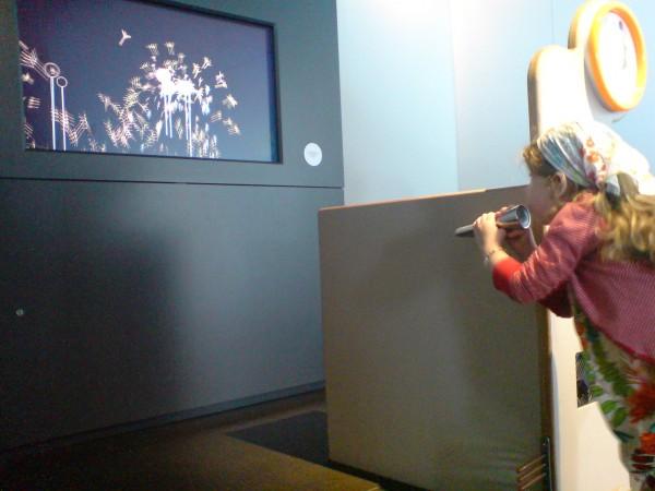 סיטה דז אנפן. לנשוף על סביונים דיגיטליים