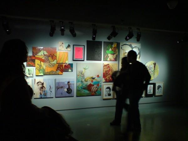 גלריית הילדים במרכז פומפידו