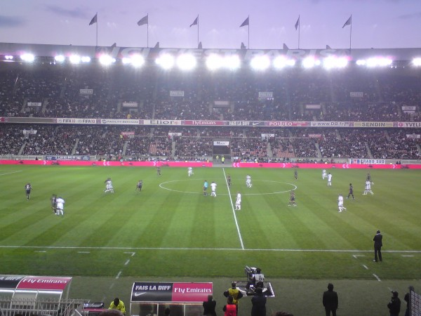 איצטדיון האמירויות של פריס סן ז'רמן - פארק דה פרנס