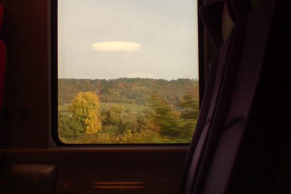 רכבת / פוסטקארד