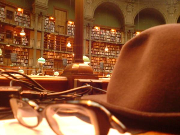 הספריה הלאומית ברישלייה. מישהו יודע איך נכנסים?