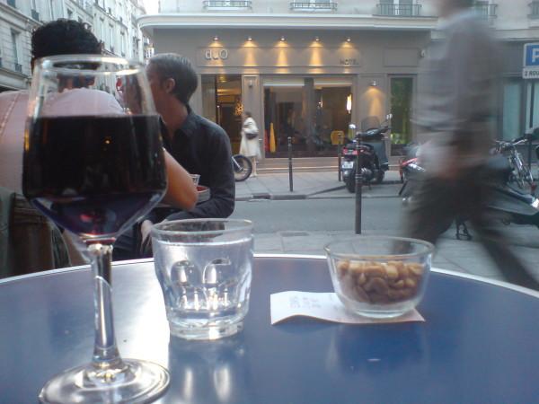 בשעות אחרי הצהריים. קפה בר במארה