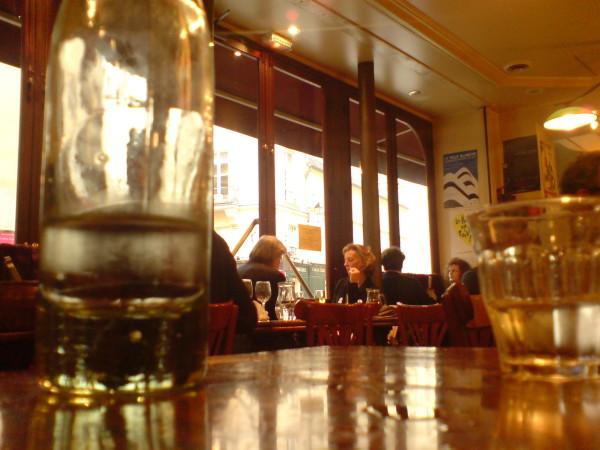 Cafe des musees. מסורתי וכיפי