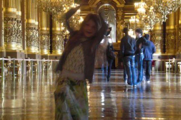 תרבותניקית / מפריזות באופרה
