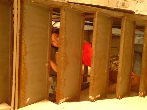 הילדה של. בסטודיו של צ'נצ'ל