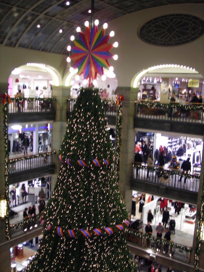 העץ שבחנות. NK
