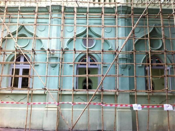 מסגד במעלה המיד לוולז. שיפוצים