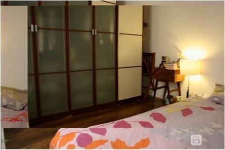 חדר שינה. Chez Dona