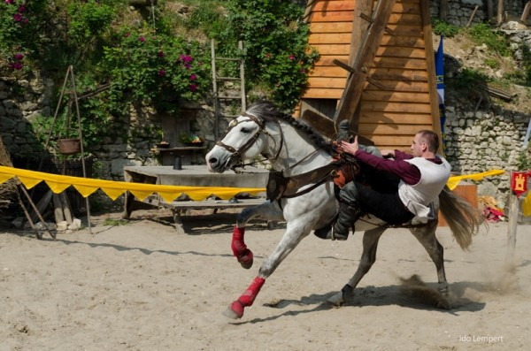 שרידים של אבירים – Provins, כמובן / עדו למפרט