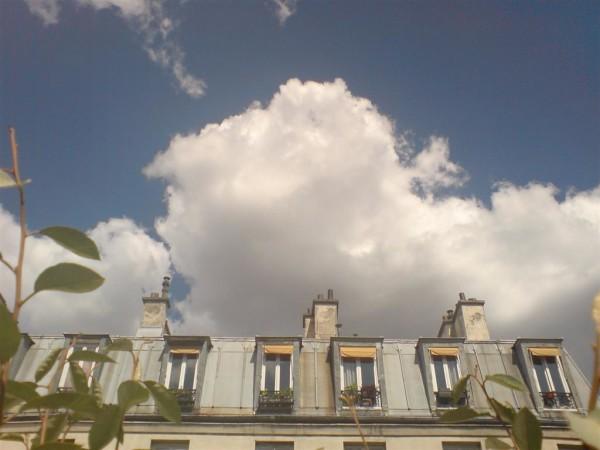 חדר בפריז. התחלה של סרט וודי אלני