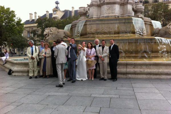 חתונות של אחרים 1 / Saint Sulpice