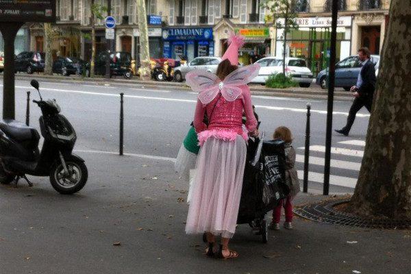 פריז באוגוסט