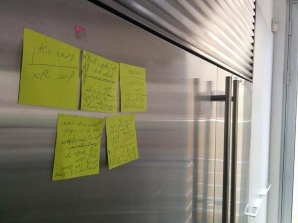 רשימות לעשות: תרפיה ברישום / מיכל וקסמן
