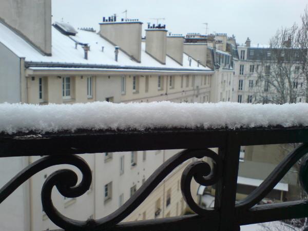 פריז, בית, הפנים החוצה, עכשיו לפני שבע שנים בערך צילום: כ.ר
