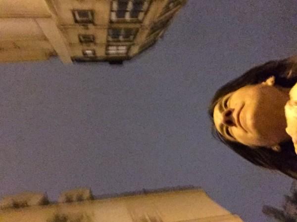 גליה פסטרנק ושמיים פריזאיים