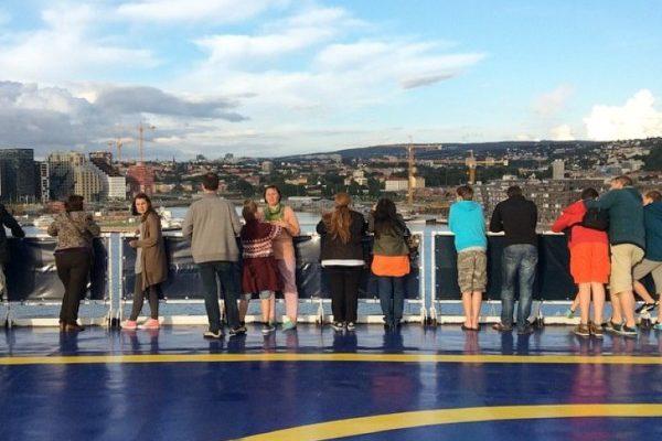 דנמרק, אוגוסט 2014: יומן מסע / אני נמצאת כאן