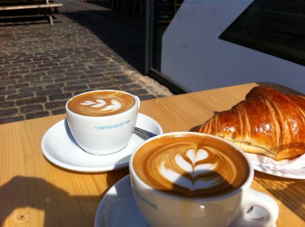 "Coffee Collective, אין צורך לבקש ""חזק"". יש עוד אנשים שמתגעגעים ככה לקפה, תגידו לי?"