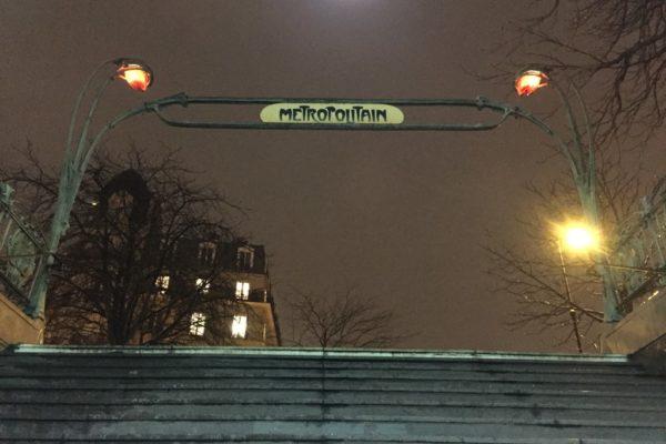 שנה בפריז: אפילוג / תומר מיכלזון