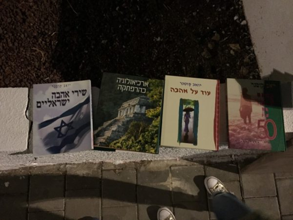 שכונת מגדלי הספרים / אלכס אפשטיין